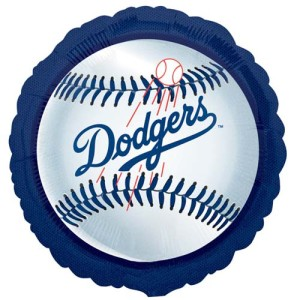 Los Angeles Dodgers Ticket Image