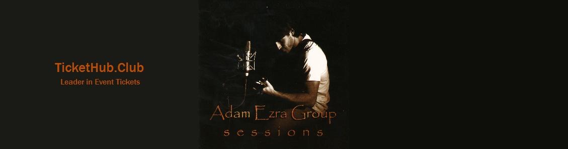adam ezra group ticket image