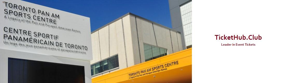 Aquatics Centre At Toronto Pan Am Sports Centre