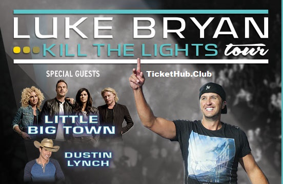 Kill The Lights Luke Bryan Tickets 2016