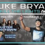 Kill The Light Tour By Luke Bryan in 2016