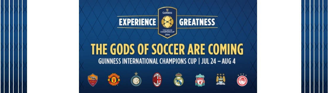 International Champions Cup 2016