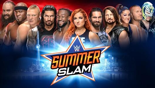 WWE Summerslam Tickets
