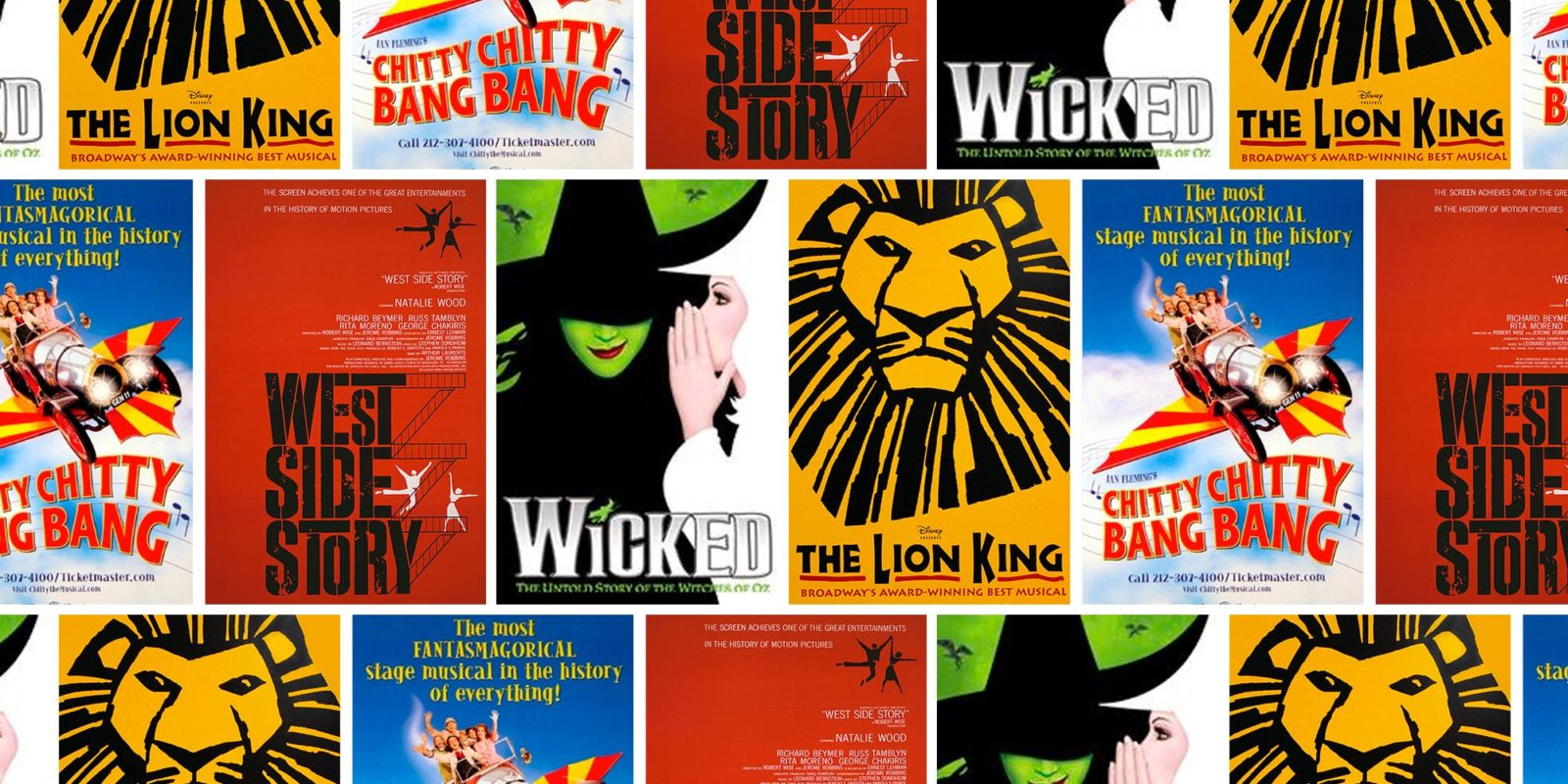 broadway shows tickethub